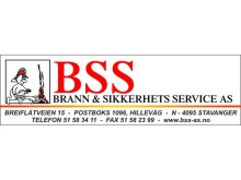 Brann & Sikkerhets service AS