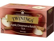 Twinings Apple, Cinnamon & Raisin 25 påsar
