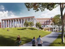 Nya Humanisten, Göteborgs universitet