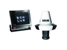 High res image - Cobham SATCOM - SAILOR 6110 Mini-c - SAMSUN