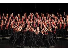 Ronninge Show Chorus Nordiska Mästerskapen Guld Karlstad 20180512 - Foto Dick Gillberg