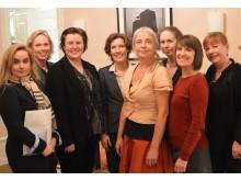 Spela Jämnt - 9 kvinnor redo för chefspositioner inom musiklivet