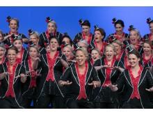 Rönninge Show Chorus, semifinal New Orleans 2019