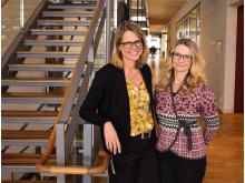 Kajsa Lidström Holmqvist och Marie Matérne, Region Örebro län