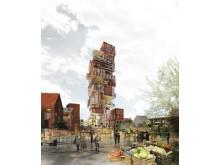 MKB:s nya landmärke i Rosengård - Culture Casbah