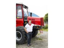 Thomas Persson-ny säljare med 30 års erfarenhet av skogsmaskinsbranschen