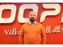 Jimmie Eriksson, CEO, Loopia