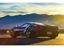 Ford GT baner vejen for nye teknologier
