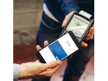 Google Pay with Visa
