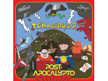 Post-Apocalypto - Cover Art
