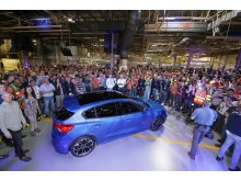 Produktionstart des neuen Ford Focus