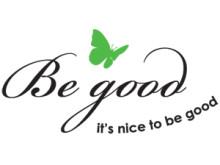 Be Good Logo