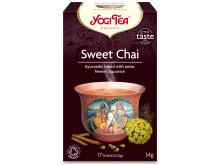 Yogi Tea Sweet Chai poser økologisk