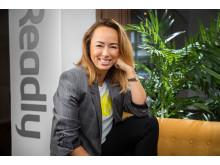 Maria Hedengren, CEO Readly