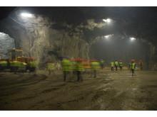 Citytunneln, fotograf Jan Danielsson