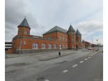 Esbjerg Station - Gadefoto