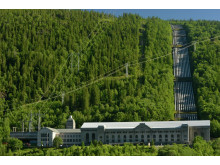 Vemork – Norwegisches Industriearbeitermuseum in Rjukan