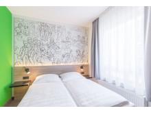 Zimmer im ibis Styles Halle