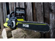 Ryobi 36 V kædesav (Model: RCS36X3550HI)