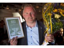 Umeå får hedersomnämnande i SHIFT2015