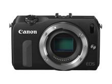 Canon EOS M Framifrån