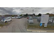 Biggleswade car park - credit Google Streetview