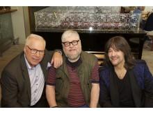 Berglund, Harryson och Wells