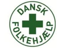 Dansk Folkehjælp - Logo