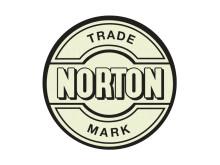 Norton 125 år - Gammal logotype