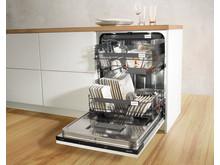 Gorenje opvaskemaskine - med plads til 16 kuverter
