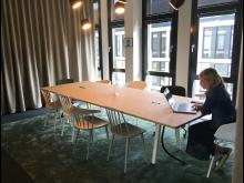 Neue Bürowelten
