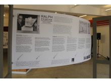 Bild 5 - utställningen Ralph Erskine - Arkitekt med engagemang för samhället och människan