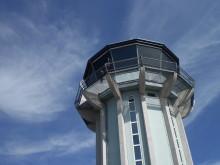 Flygtorn, Norrköping flygplats