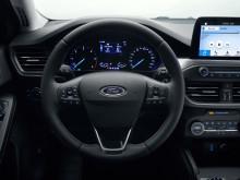 Ny Ford Focus instrumentpanel