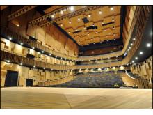 Konsertsalen i Malmö Live