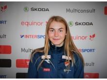 VM Landevei 2018 Martine Gjøs