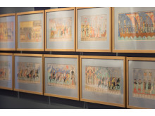Gerhard Munthe. Eventyrlig design / Enchanted Design