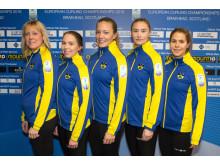 Team Hasselborg EM 2016