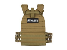 Battle Vest grün back 10031688