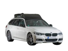 SEs Dachbox BMW ausgeklappt Web