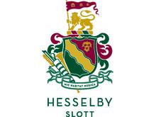 Hesselby Slott - logga