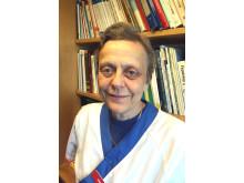 Britt-Marie Karlson, överläkare i kirurgi på Akademiska sjukhuset