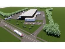 Brings nye terminal i Taulov