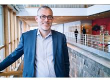 Mattias Hörling, Affärsområdeschef  Bro- och vattenbyggnad