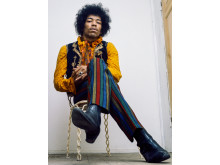 Barockt III – Rock i barocken.  Jimi Hendrix