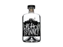 Borgholm Brinner Gin by In Flames