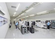 08_2017_浜松IM事業所-電子基板生産のデモルーム