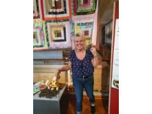 Sofie Henryson är utställningsproducenten till CirkusKvarnen