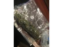 Cannabis seized