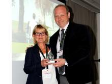 Vinnarna av EcoOnline Award 2014